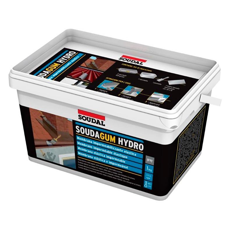 Soudal Gum Hydro base MS Híbrido x 1 kg Soudal