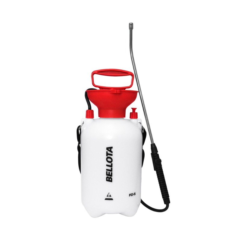 Fumigadora Cámara interna con válvula Reguladora de Presión 5 litros Bellota
